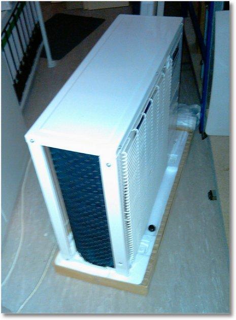 Klimaanlageneinbau bei a hct computer - perfektes chaos bild2