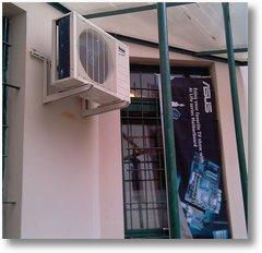 neue Klimaanlage bei A HCT Computer ffo Bild 2
